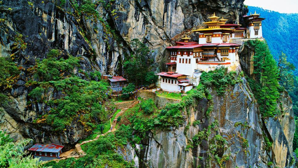 Tiger's Nest Monastery 10 00010