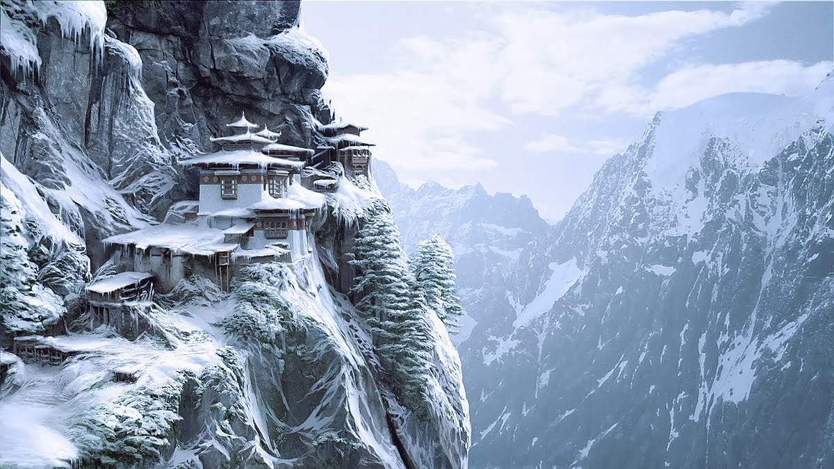 Tiger's Nest Monastery 10 0006