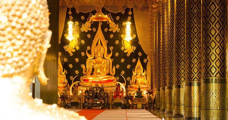 Wat Nimit Vipassana, Loei, a large
